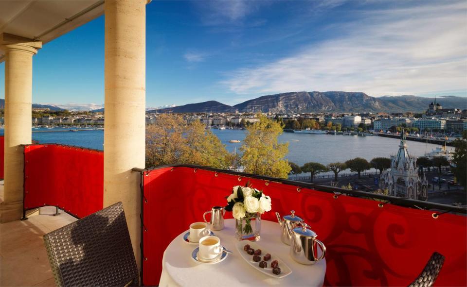 switzerland honeymoon Le Richemond