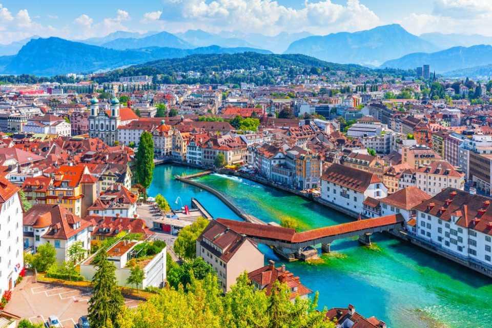 switzerland honeymoon Lucerne