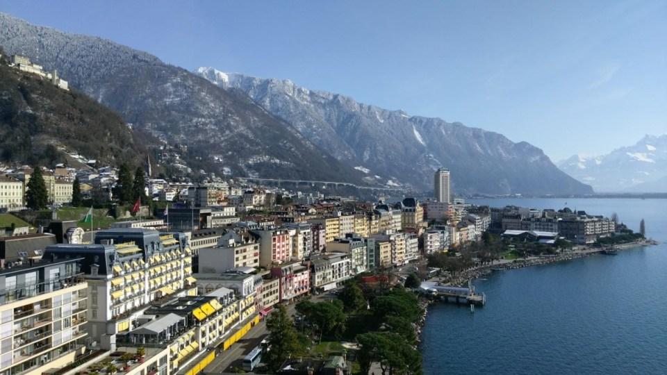 switzerland honeymoon Montreux