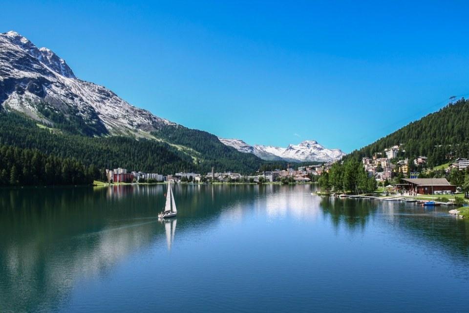 switzerland honeymoon St. Moritz