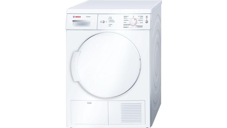 Bosch WTE84105GB 7 KG Condenser Dryer Singapore (2 Ticks)