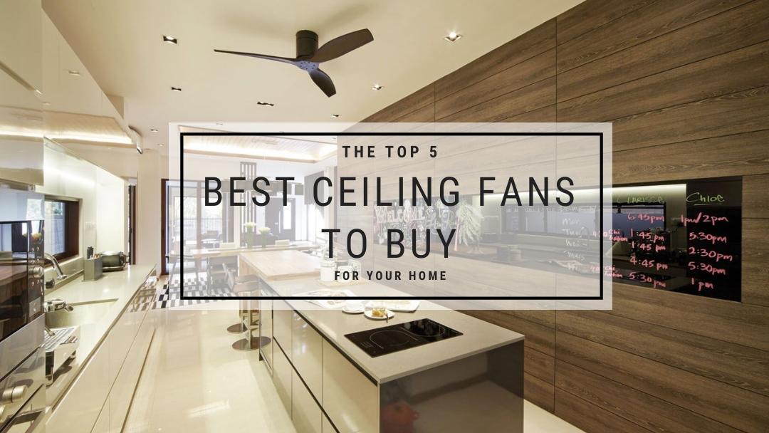 best ceiling fans singapore