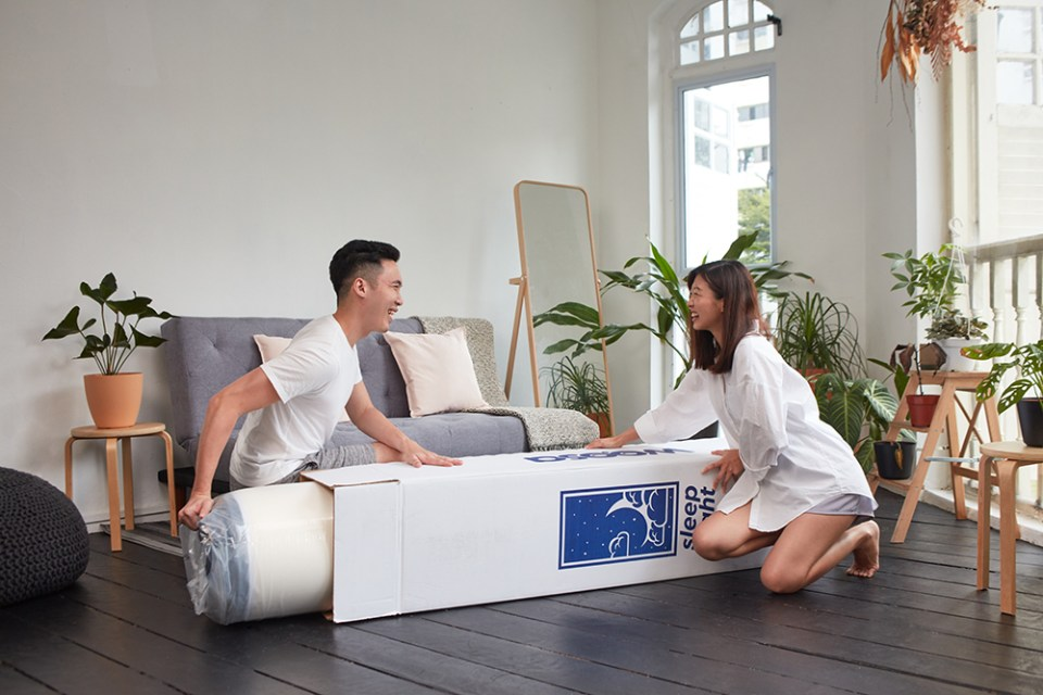 woosa sleep mattress singapore