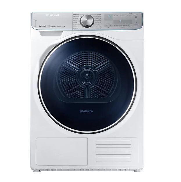 Samsung DV90N8289AW 9KG best Heat Pump Dryers Singapore