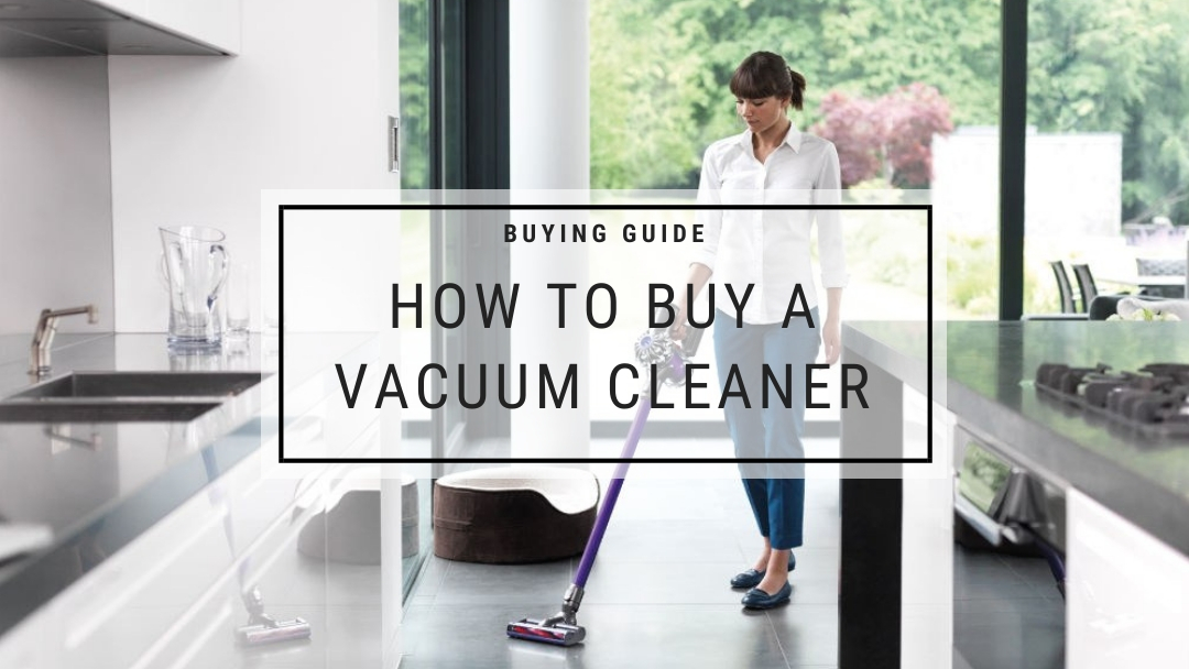 best Vacuum Cleaners Singapore buying guide