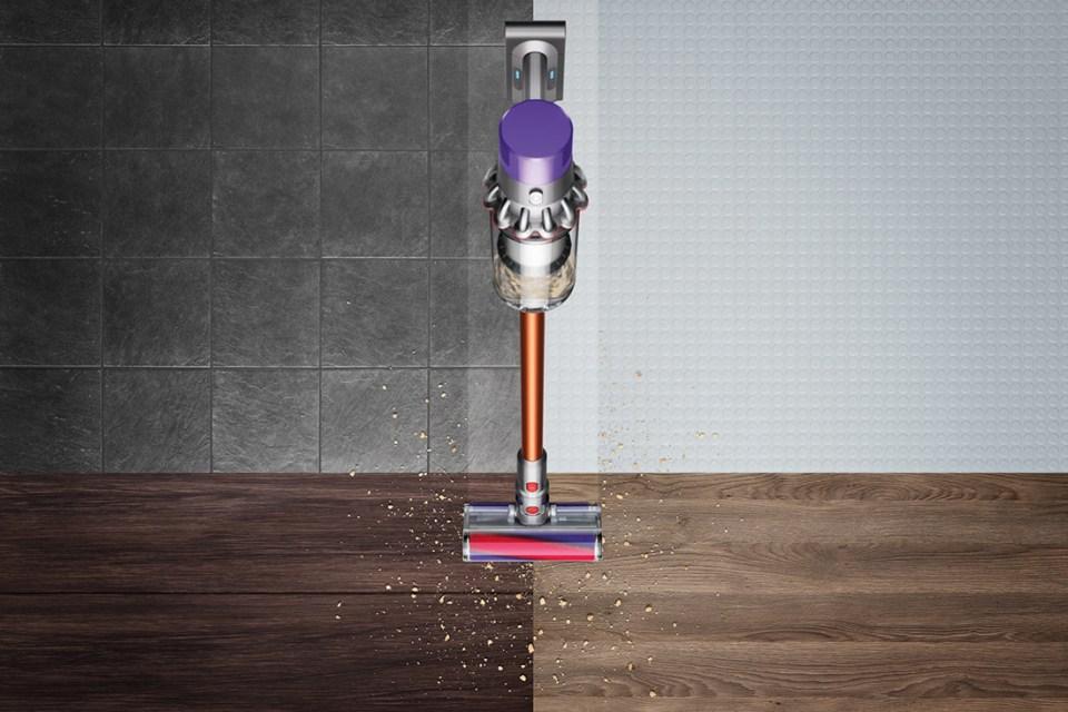 flooring dyson