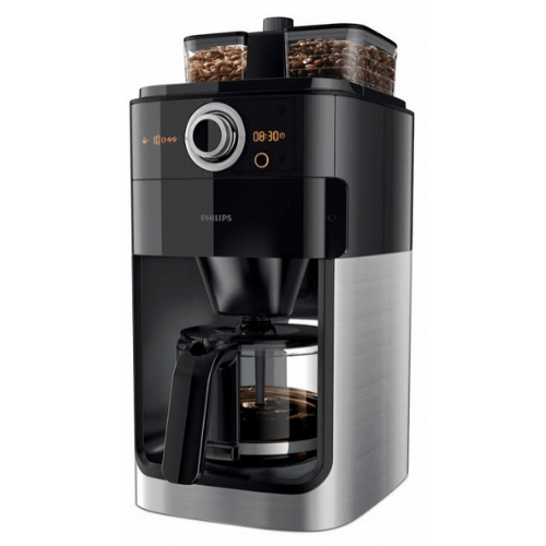 Philips Grind & Brew Coffee machines singapore HD7762/00