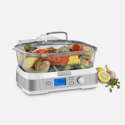 Cuisinart CookFresh Digital Glass 5L Food Steamer singapore