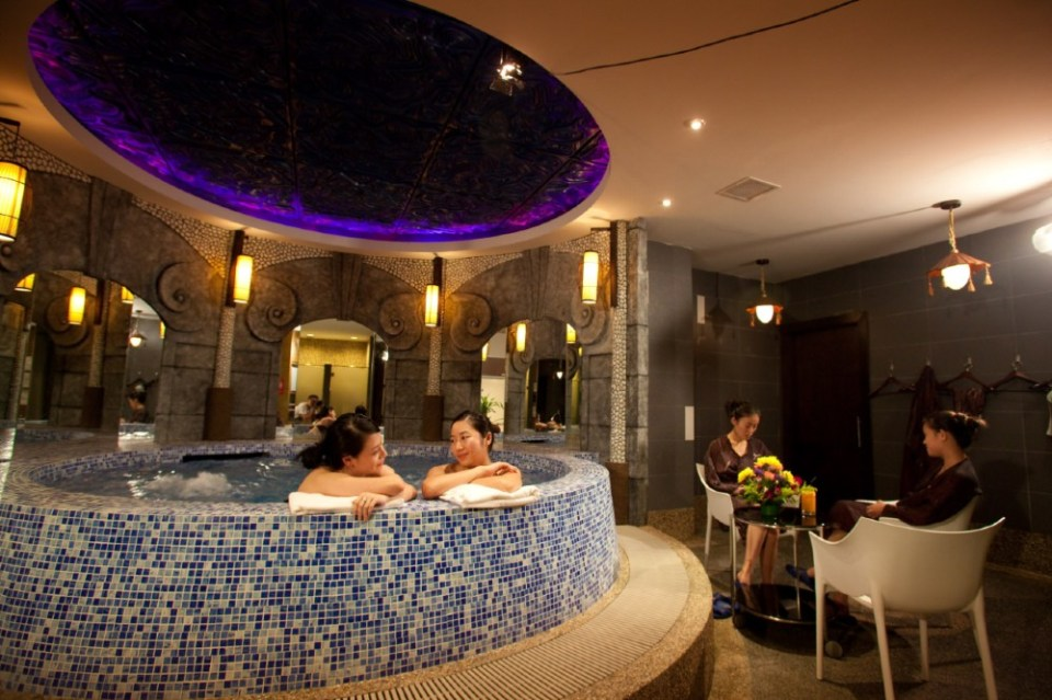 g.spa Massage Spa Singapore