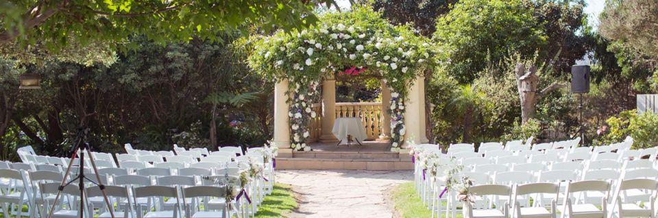 myanmar wedding venues garden