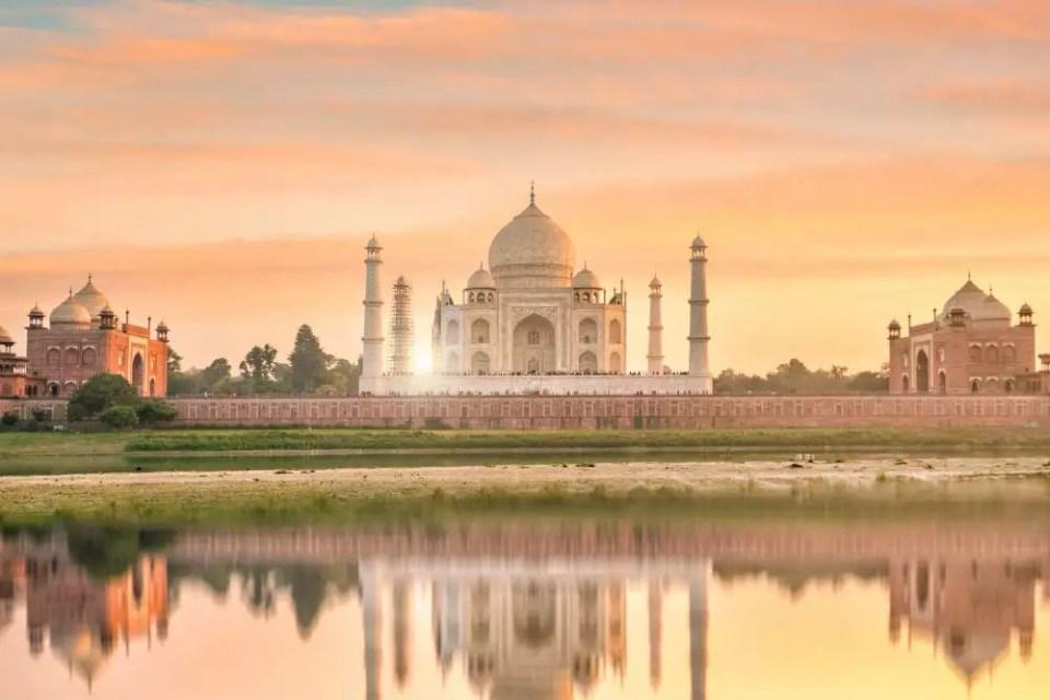 india honeymoon Agra
