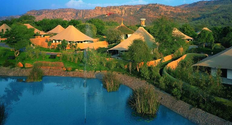 india honeymoon The Oberoi Vanyavilas Wildlife Resort, Ranthambore