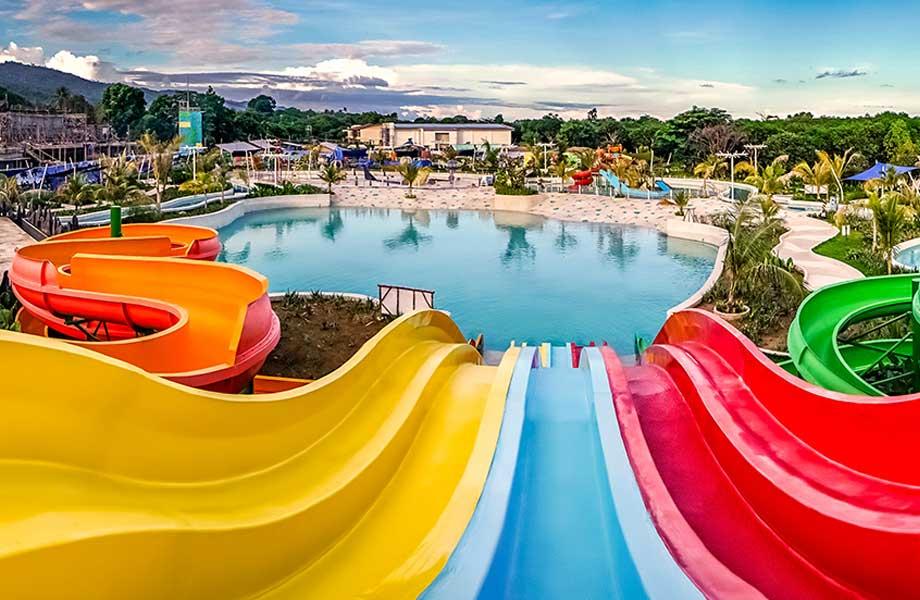 palawan honeymoon Palawan Waterpark