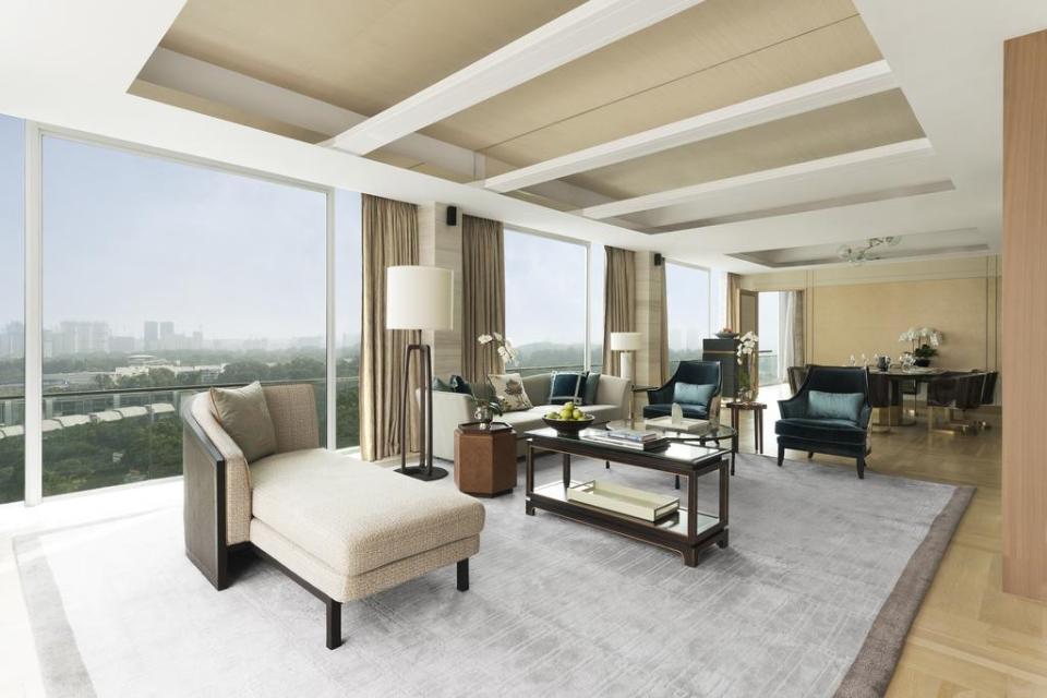 singapore honeymoon Shangri-La Hotel Singapore