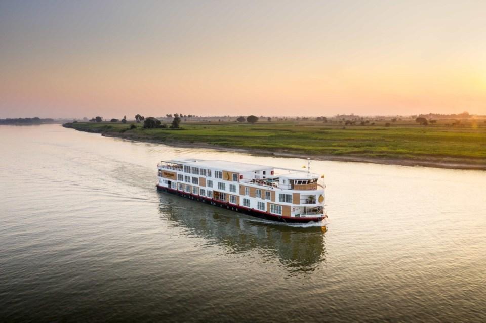 myanmar wedding venues cruise