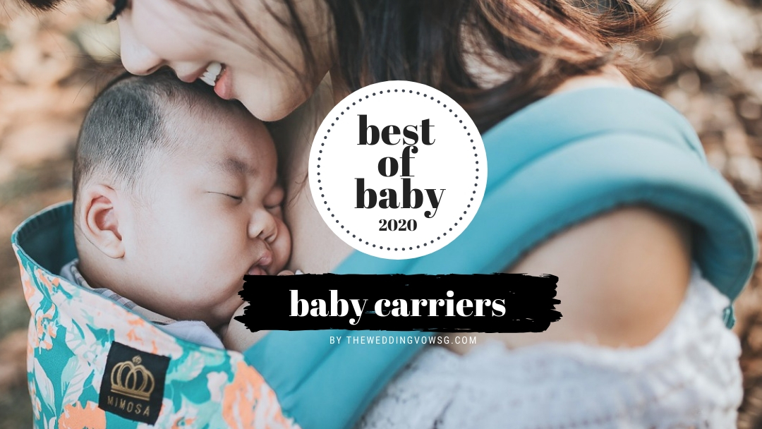 best baby carriers singapore