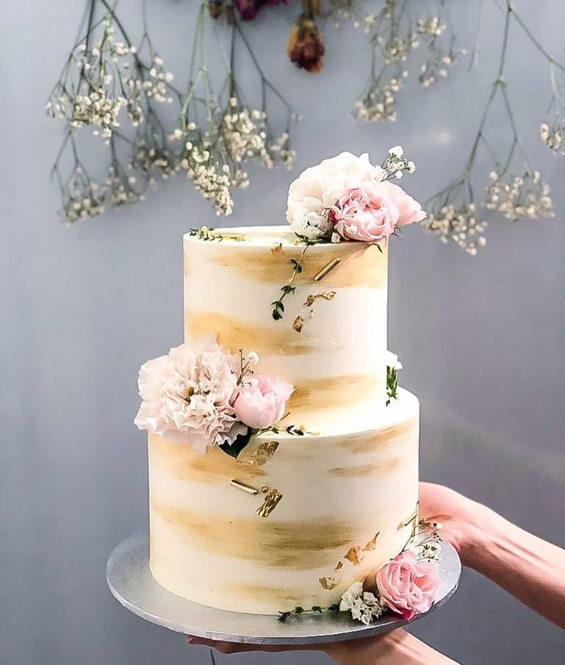 Bloomsbury Bakers Wedding Cake Singapore