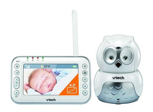 VTech Audio & Video Owl Baby Monitors singapore BM4500