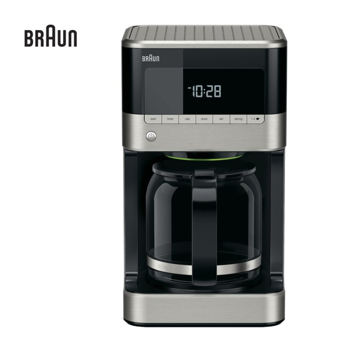 Braun Coffee Maker KF7120
