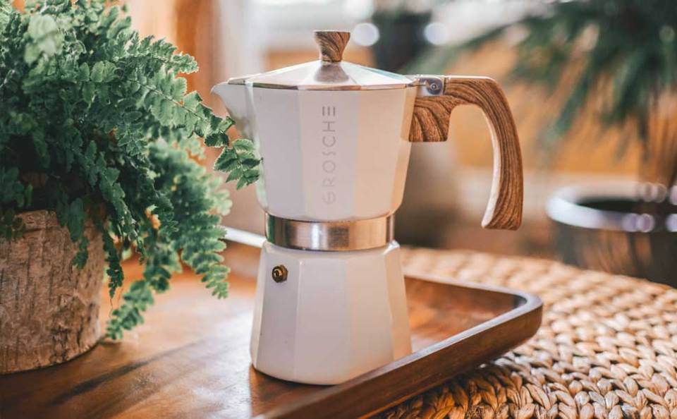 Moka pot coffee machine singapore