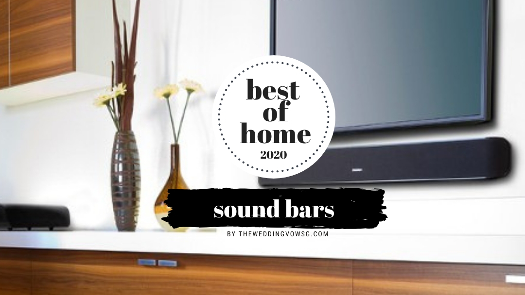 best soundbars singapore