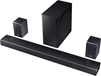 Samsung 7.1.4-Channel best Soundbar singapore with Dolby Atmos HWQ90R