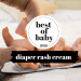 best diaper rash cream singapore