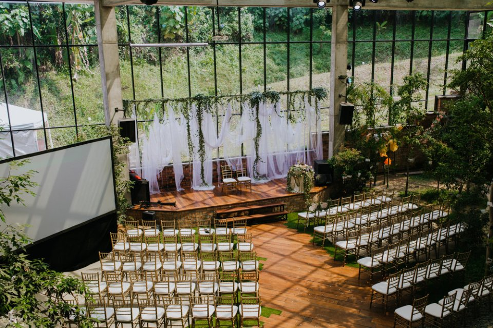 kl wedding venue glasshouse