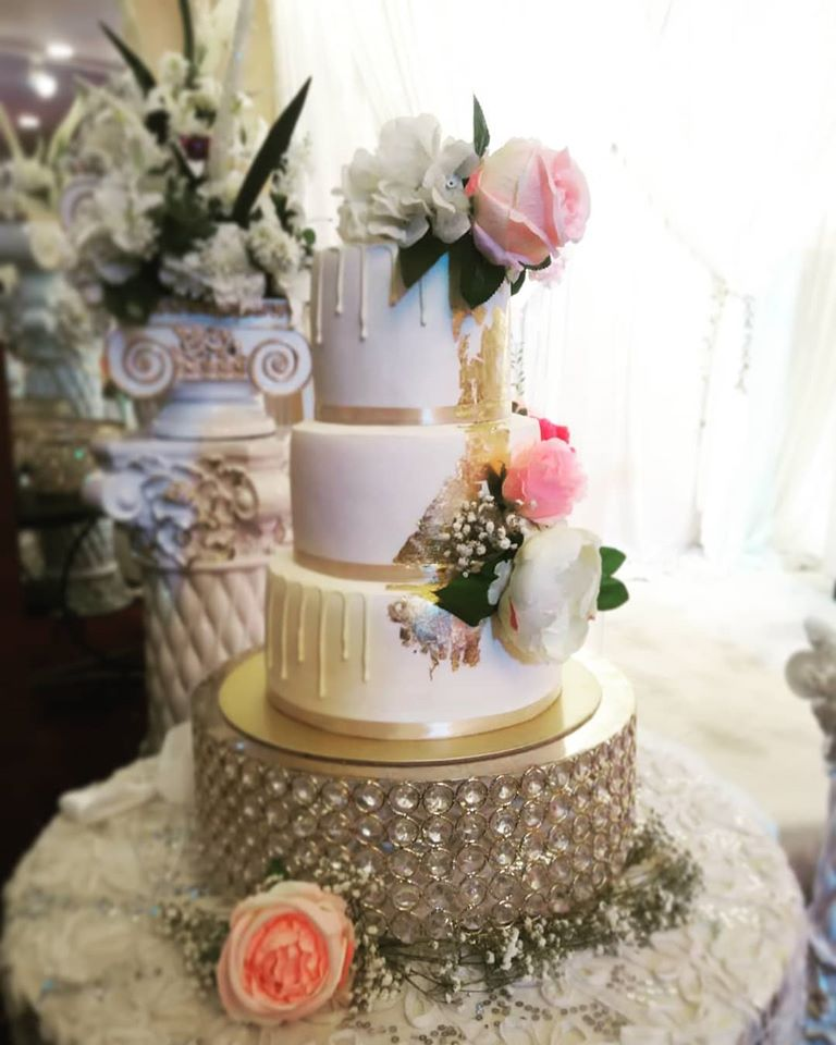 Riz Delights Wedding Cake Singapore