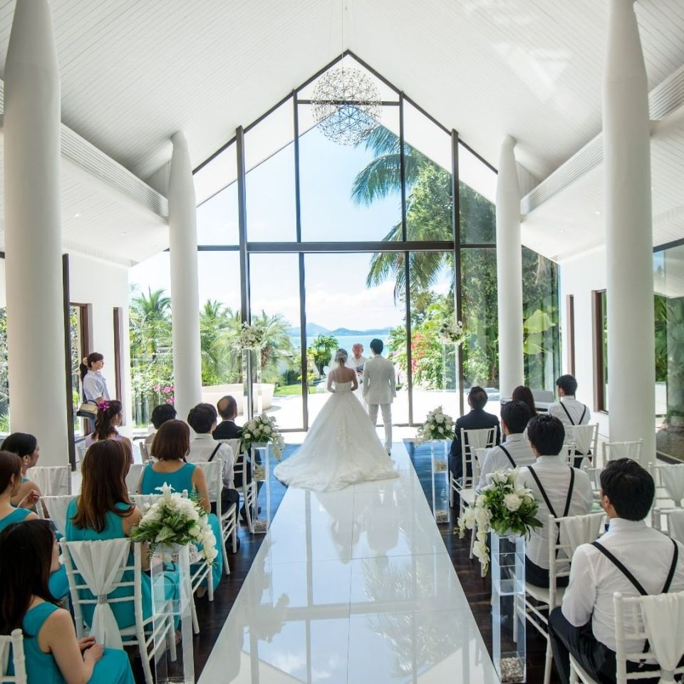 White Serenity Chapel Thailand Wedding Venues