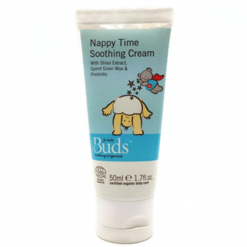 Buds Soothing Organics - Nappy Time Soothing Cream