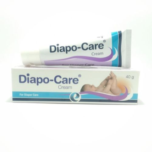 Diapocare Diaper Rash Rapid Relief Cream