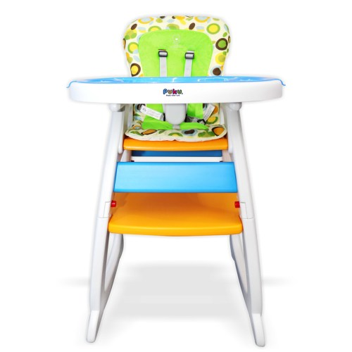 Puku Magic baby High Chair singapore 2 In 1