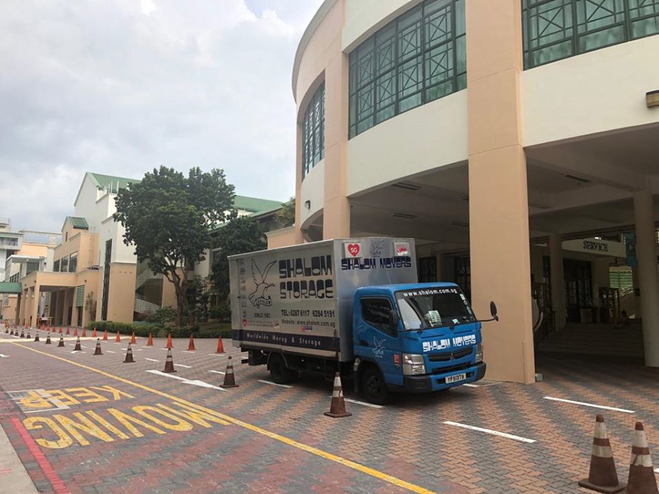 shalom movers singapore