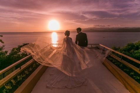 pure shores villa wedding venue