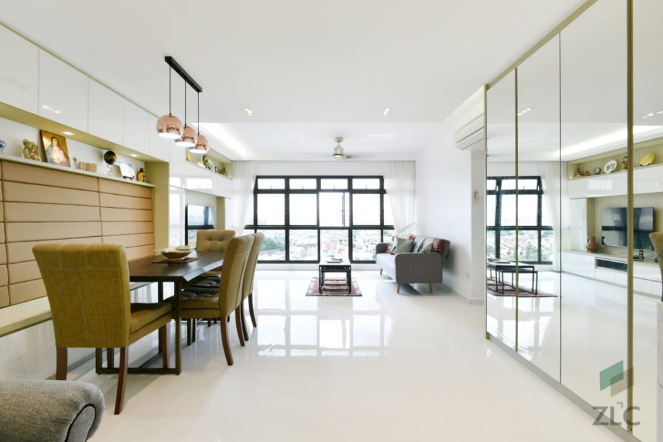 ZL Construction renovation contractors singapore