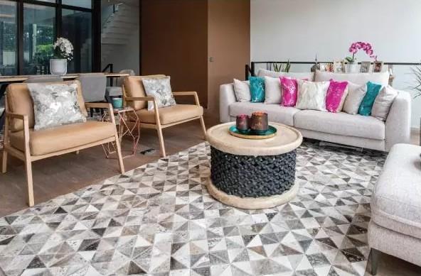 the cinnamon room - rugs store singapore