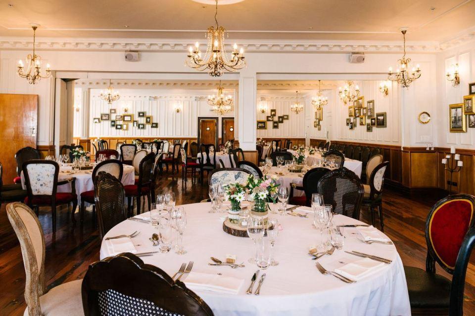 The Duke of Marlborough New Zealand Wedding Venue
