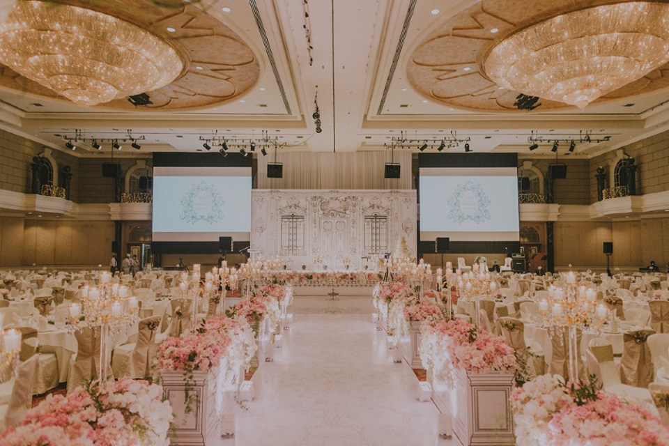 40 Beautiful Wedding Venues in Malaysia to Suit Your Wedding Theme