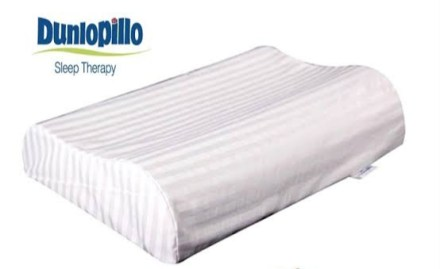 Dunlopillo 100% Organic Natural Latex Pillow singapore
