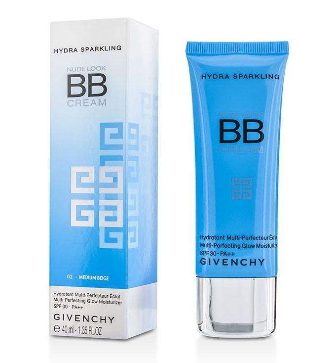 Givenchy Hydra Sparkling Nude Look BB Cream Multi