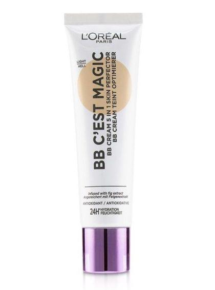 L'oréal BB C'est Magic BB Cream singapore 5 In 1 Skin Perfector
