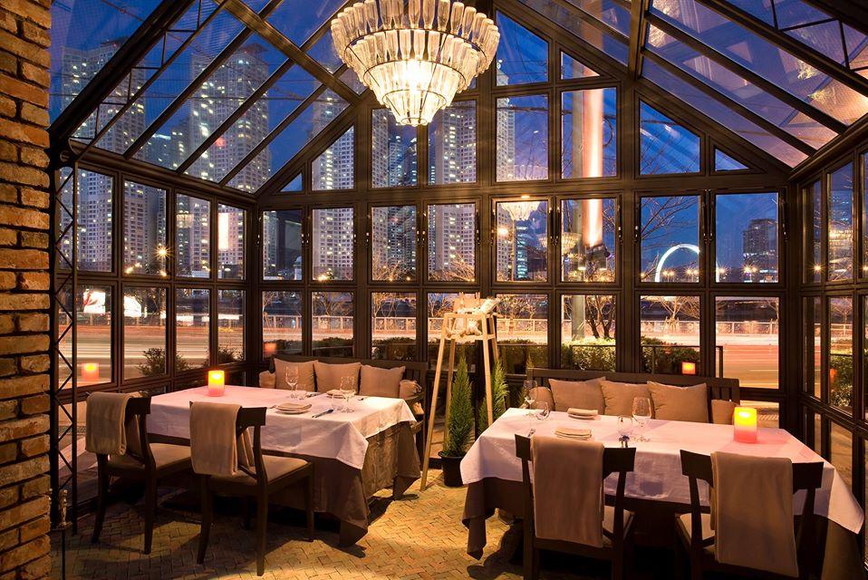 Elolive Restaurant wedding venues korea