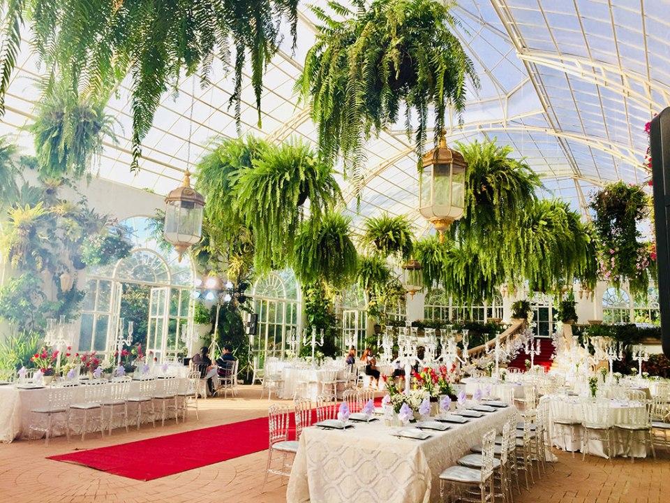 Fernwood Gardens Tagaytay Wedding Venue