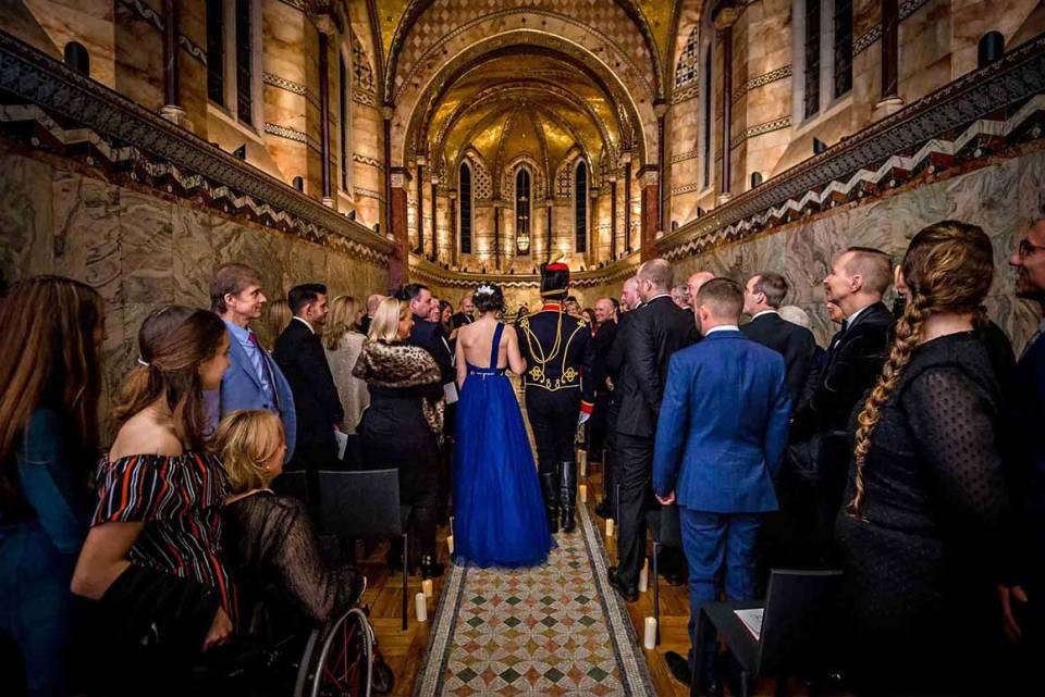 Fitzrovia chapel wedding venues london