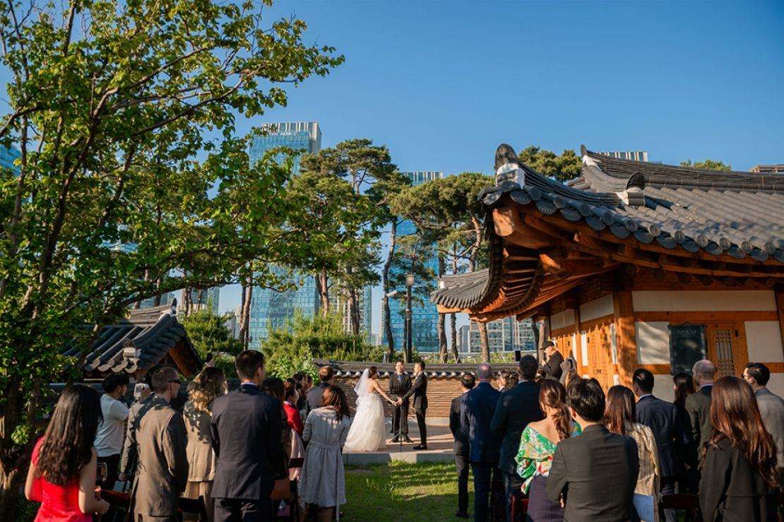 Gyeongwonjae Ambassador Incheon wedding venues korea