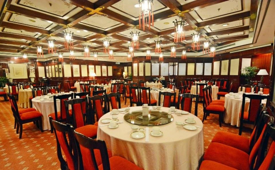 Ming Palace Corus Hotel