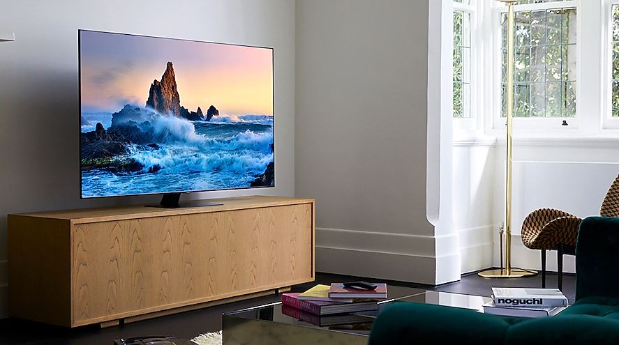 Samsung Q80T QLED smart TV Singapore
