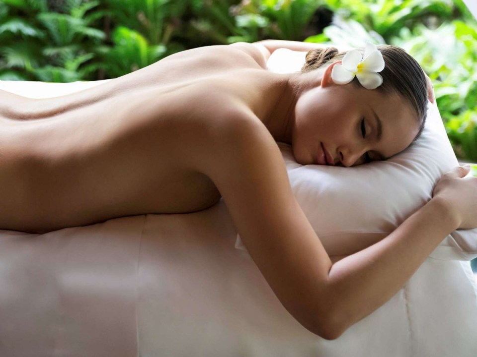 So Spa pre and post natal massage singapore