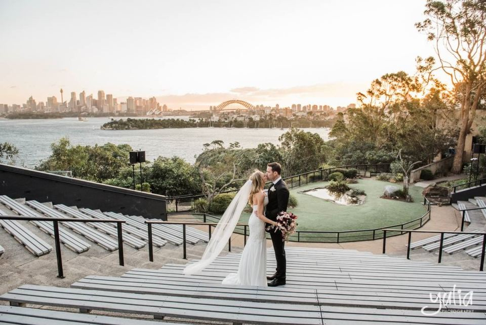The Epicure at Taronga Zoo Wedding venues sydney